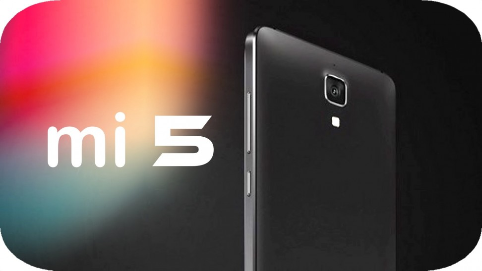 Xiaomi Mi 5 Will Be Built To Compete With iPhone 6S