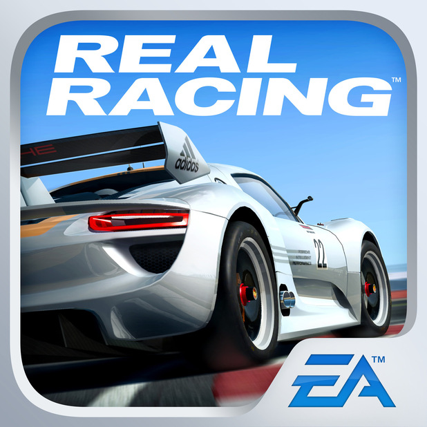 Real Racing 3-Racing fans Favorite Games
