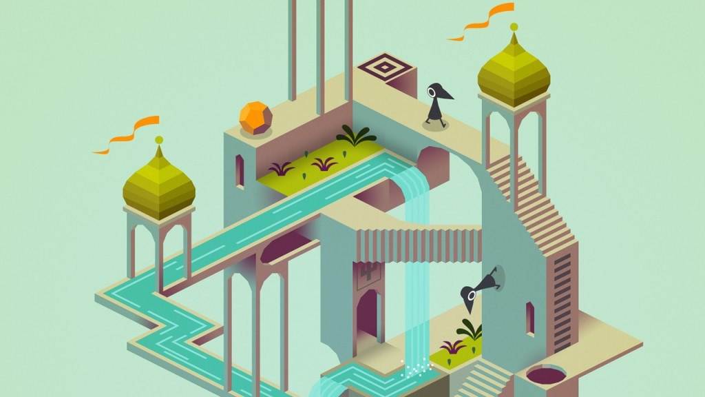 Monument Valley-a good puzzle game for boring time 02