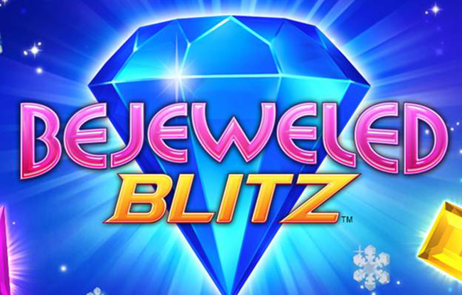 One of the popular puzzle games in 2015-Bejeweled Blitz 01