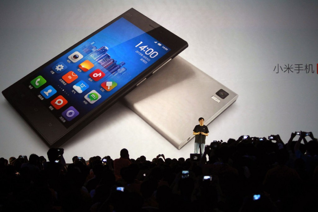 Xiaomi still on the top of china's smartphone