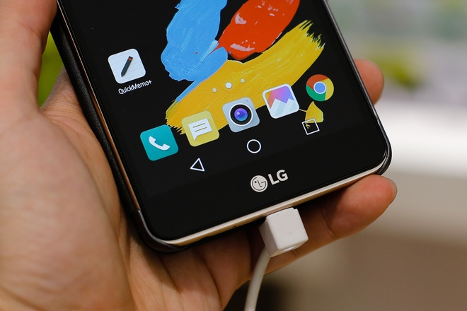 LG Stylus 2 hands on