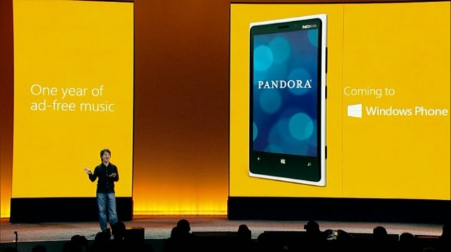 Windows Phone Pandora introduction 02