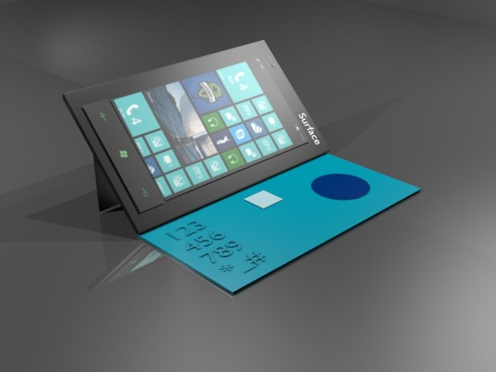 Three versions will be producted in Microsoft Surface Phone 02