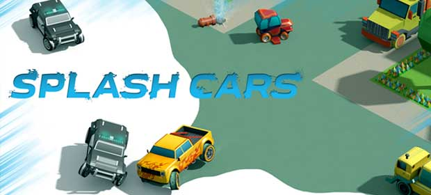 Funny game which can spend your time-Splash Cars
