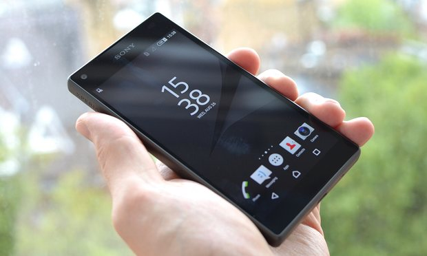Sony Xperia Z5 Compact hands on