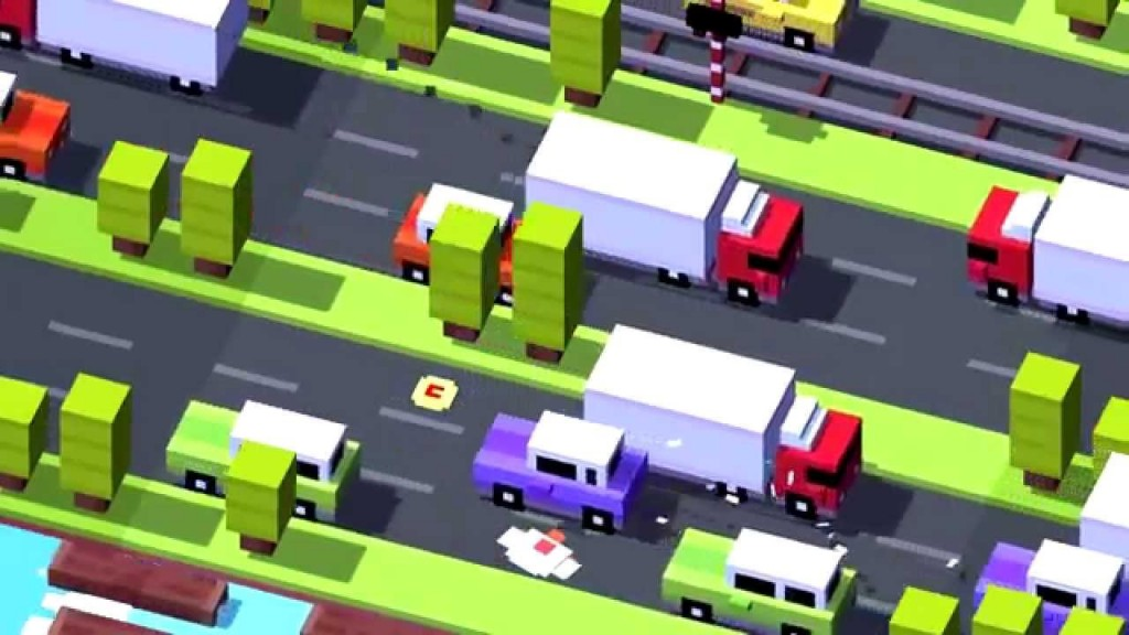 Crossy Road-an interesting arcade game 02