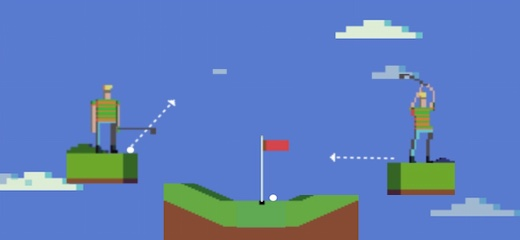Free game that you won't regret to play-Battle Golf