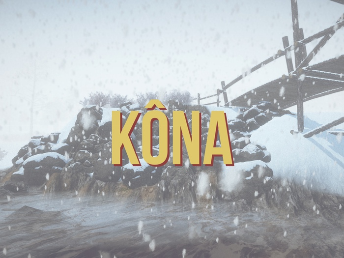 Best game shown off at E3 2016-Kona
