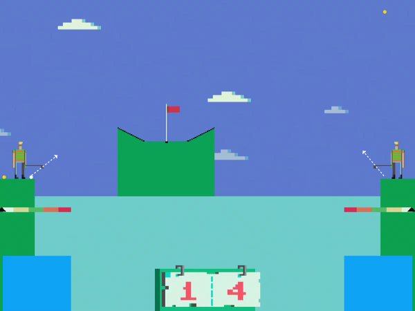 Free game that you won't regret to play-Battle Golf 03