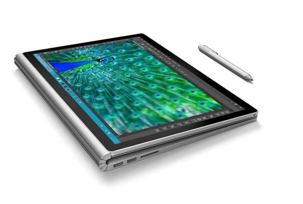 surface book main
