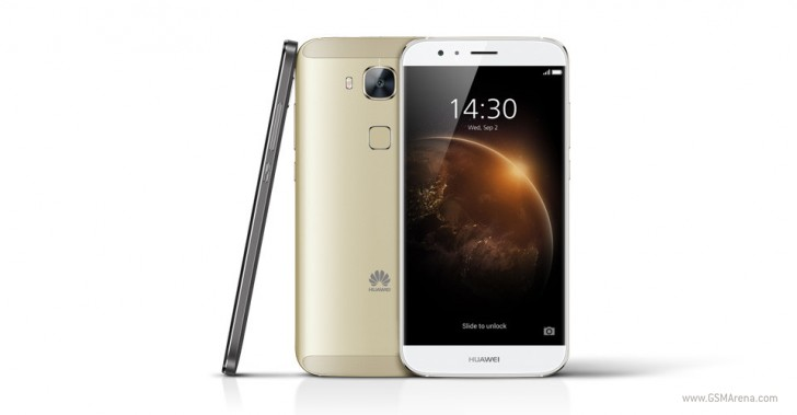 Huawei G7 Plus receive an update to Android 6.0 Marshmallow in February,2016