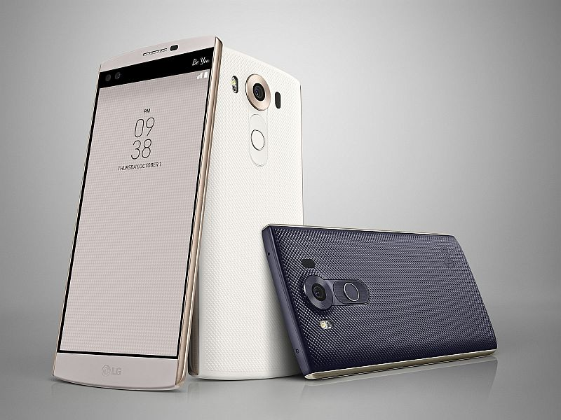 LG company Said That Canada Won't Launches The LG V10