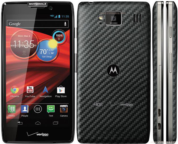 Flagship device and high-level :Motorola DROID MAXX 2