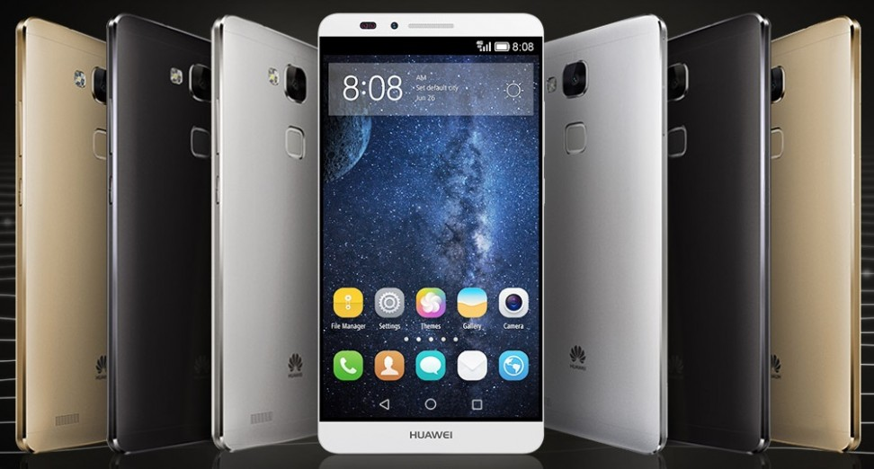 Huawei New Model Mate8 Had A Great Success In China