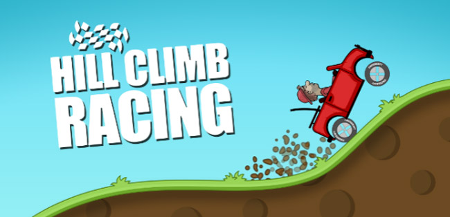 One Of The Most Interesting Driving Games In 2015-Hill Climb Racing