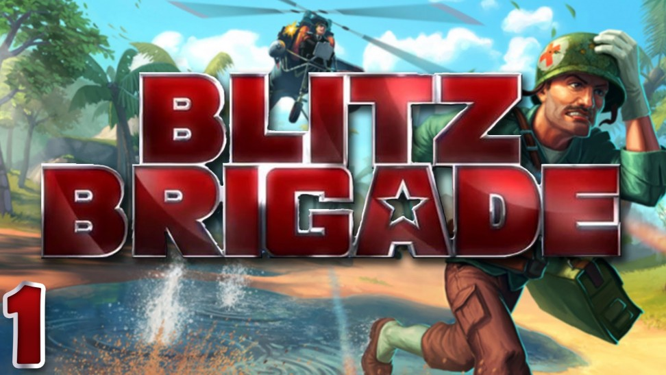 An Interesting Windows Phone Games-Blitz Brigade