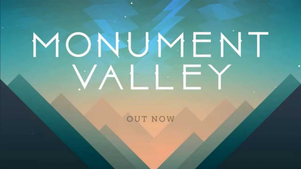 Monument Valley-a good puzzle game for boring time 01