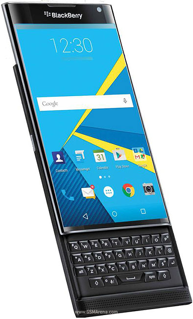 Blackberry priv Hands on