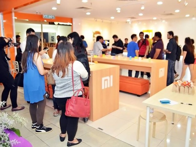 Xiaomi prepare to open double store sales in 2016 02