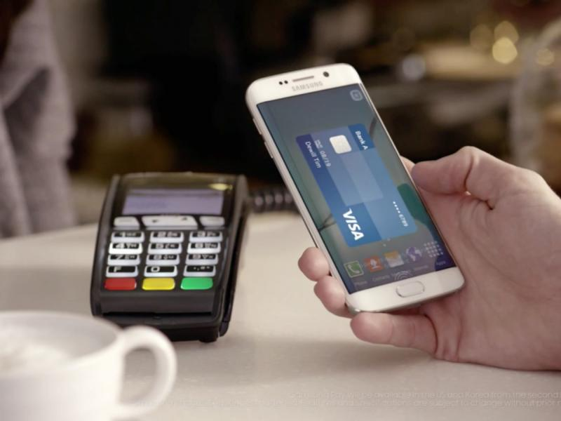 South Korean can payin US and China by use of Samsung Pay 02