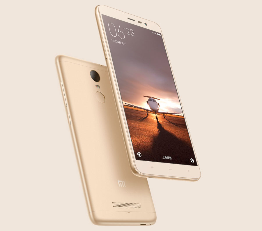 Xiaomi Redmi Note 3 pro have announced 03