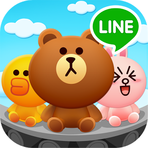 LINE CubeHeroes-a funny messaging app 04