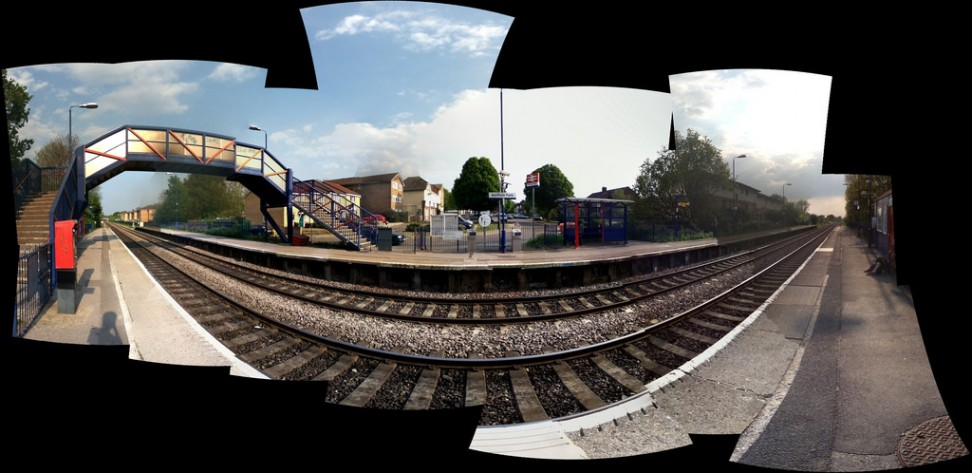 Photosynth-a funny phot editing app from Microsoft