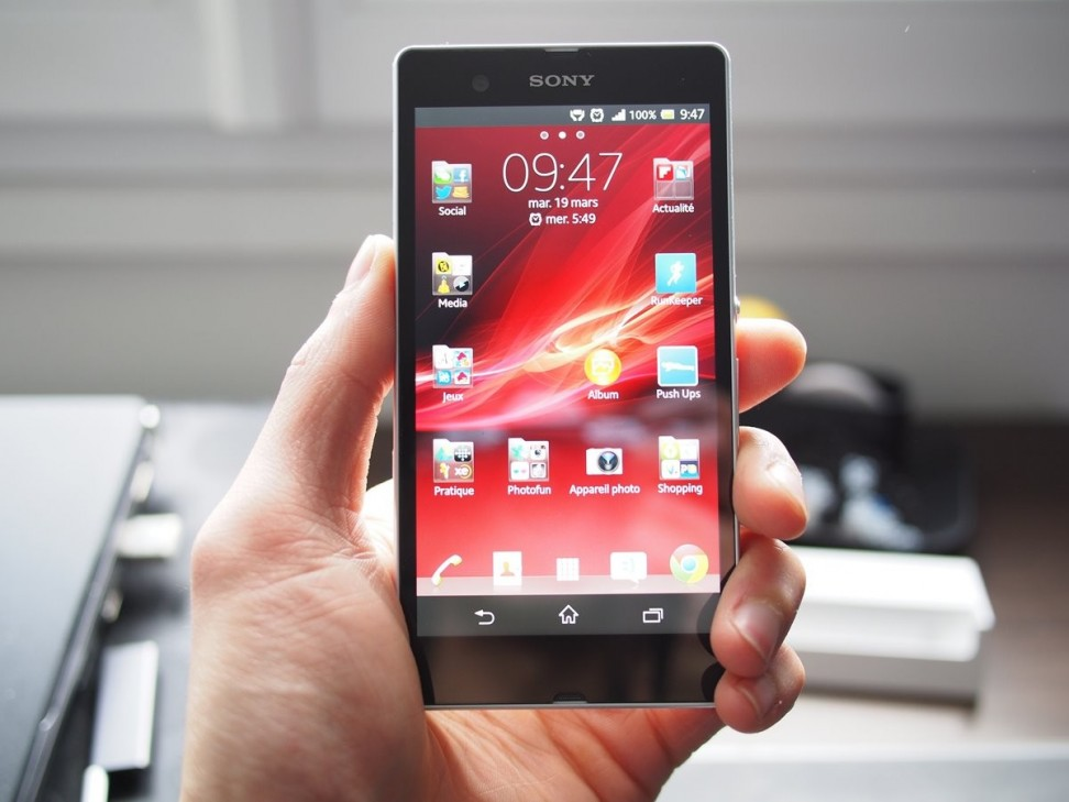 Sony Xperia Z5 Compact start to update to Android 6.0 Marshmallow 02