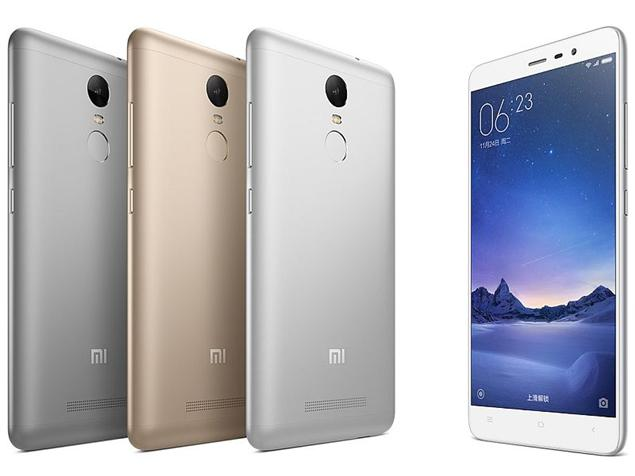 Xiaomi Redmi Note 3 will be listed next week in India