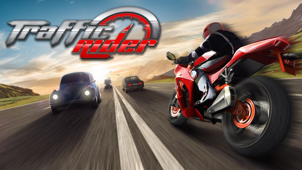 Traffic Rider-Android racing game 02