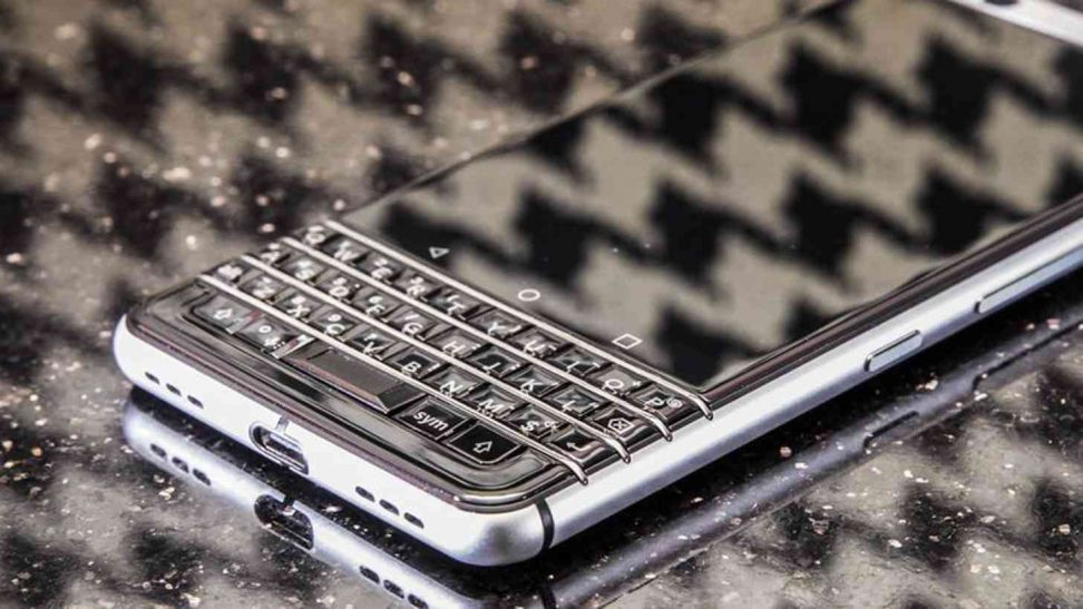 BlackBerry Mercury's keyboard: A saving grace or hindrance?