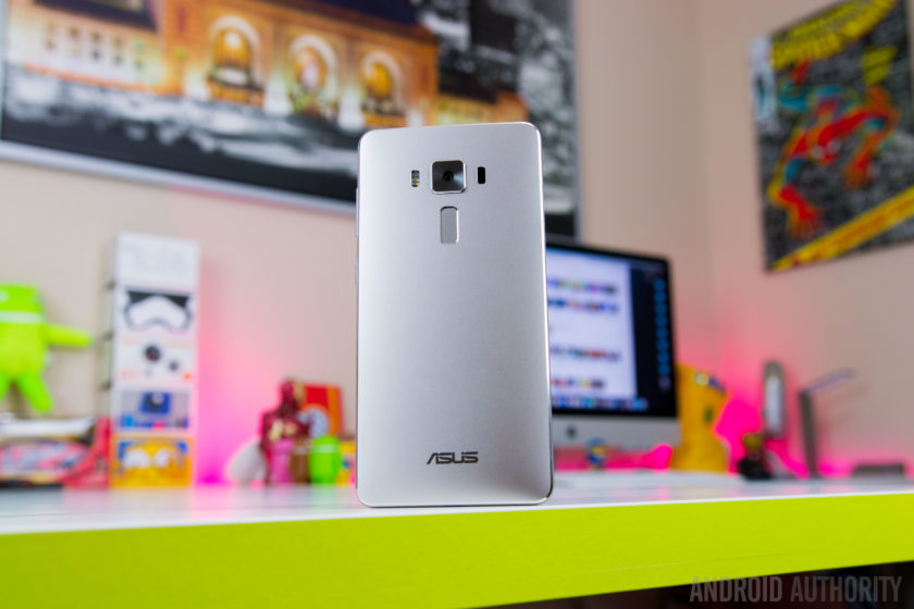ASUS rolling out Android Nougat update to ZenFone 3 Deluxe