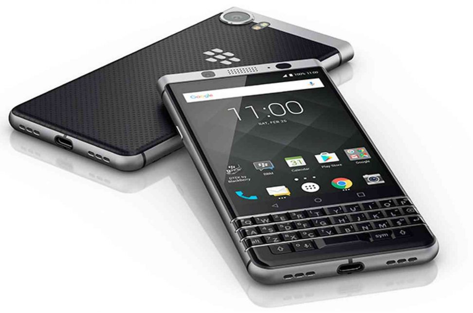blackberry key one 2
